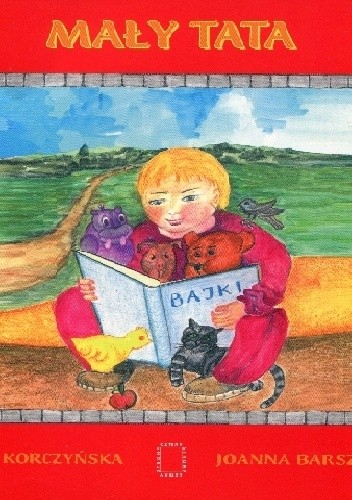 Okładka książki Mały tata
