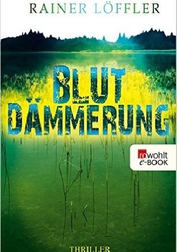Okładka książki Blutdämmerung