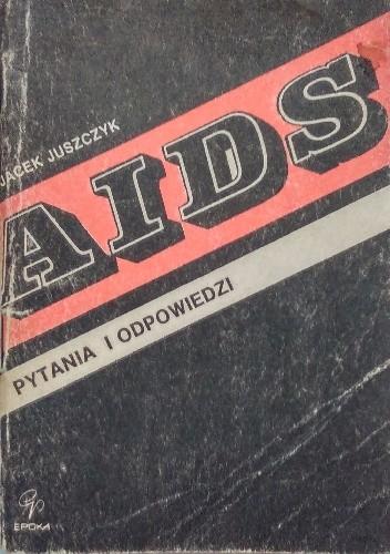 Okładka książki AIDS Pytania i odpowiedzi