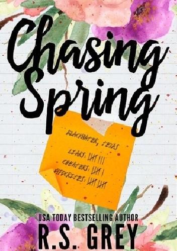 Okładka książki Chasing Spring