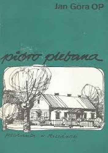 Okładka książki Pióro plebana