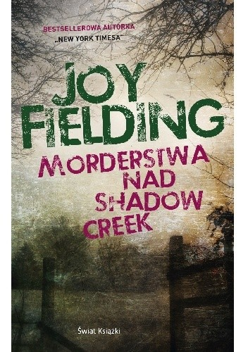 Okładka książki Morderstwa nad Shadow Creek