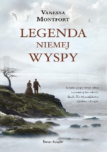 Okładka książki Legenda niemej wyspy