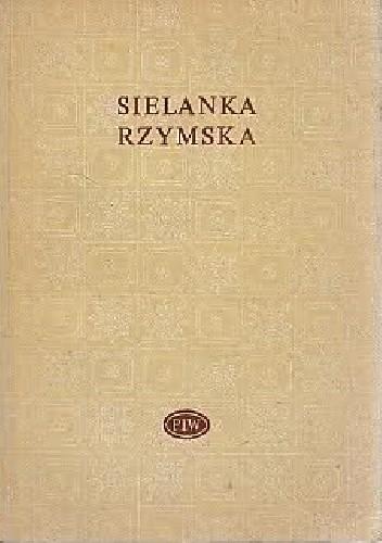 Okładka książki Sielanka rzymska