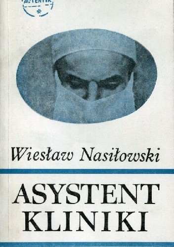 Okładka książki Asystent kliniki