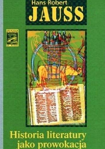Okładka książki Historia literatury jako prowokacja