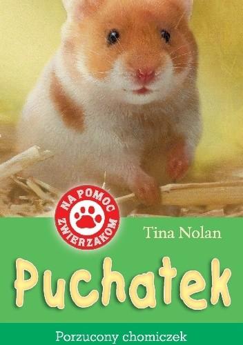 Okładka książki Puchatek. Porzucony chomiczek