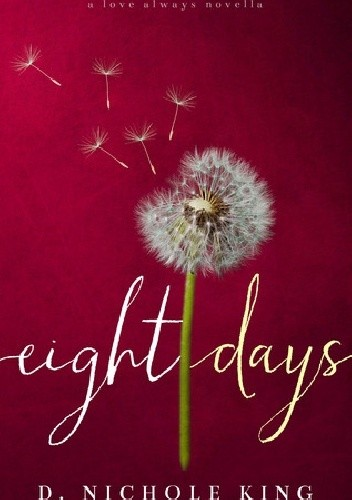 Okładka książki Eight Days