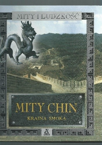 Okładka książki Mity Chin: Kraina Smoka