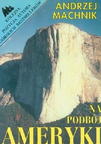 Okładka książki Na podbój Ameryki