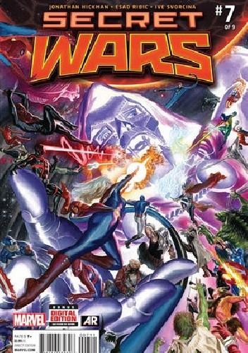 Okładka książki Secret Wars #7 - King of the Dead