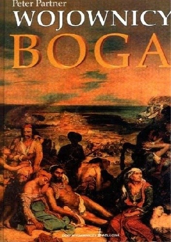 Okładka książki Wojownicy Boga