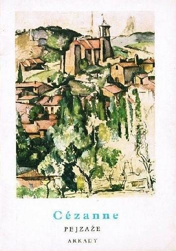 Okładka książki Cézanne. Pejzaże