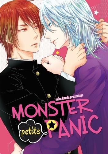 Okładka książki Monster Petite Panic