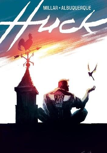 Okładka książki Huck #1