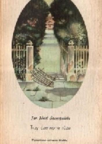 Okładka książki Trzy czerwone róże