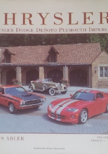 Okładka książki Chrysler