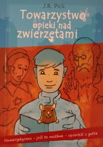 Okładka książki Towarzystwo opieki nad zwierzętami