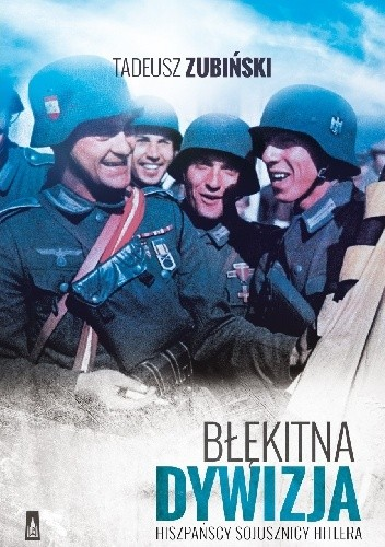 Okładka książki Błękitna Dywizja