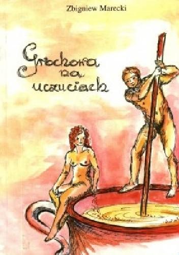 Okładka książki Grochowa na uczuciach