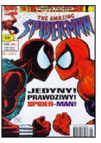 Okładka książki The Amazing Spider-Man 9/1998