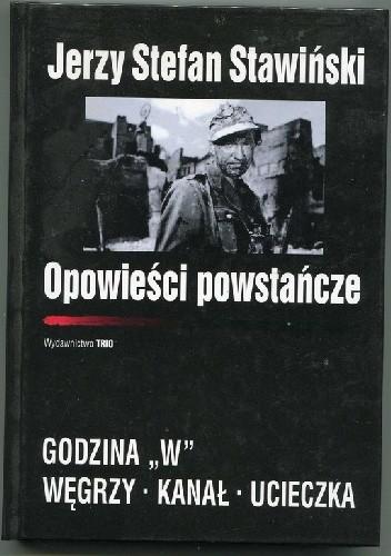 Okładka książki Opowieści powstańcze