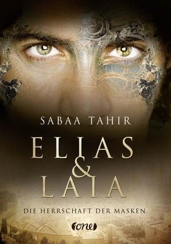 Okładka książki Elias & Laia - Die Herrschaft der Masken