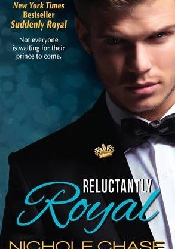 Okładka książki Reluctantly Royal