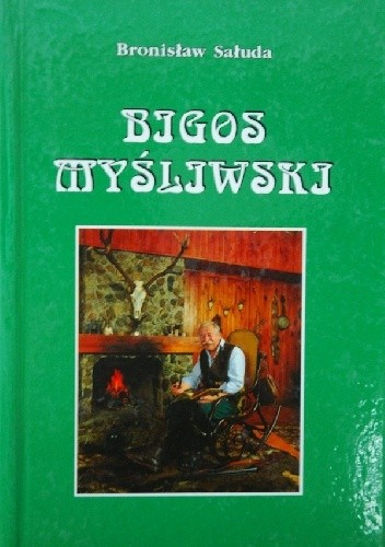 Okładka książki Bigos myśliwski