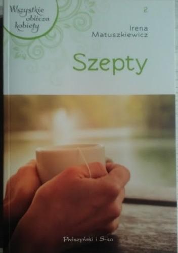 Okładka książki Szepty
