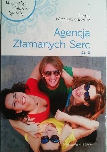 Okładka książki Agencja Złamanych Serc cz.2