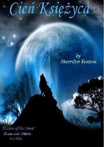 Okładka książki Cień księżyca