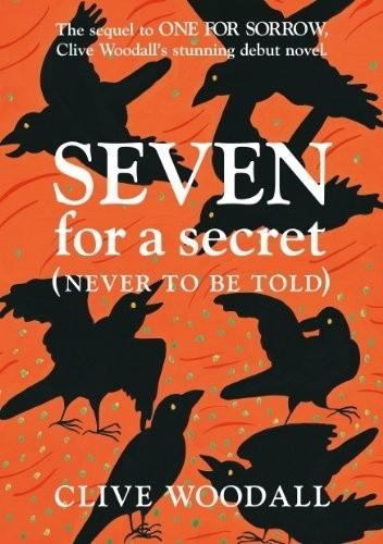 Okładka książki Seven for a Secret