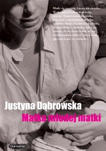 Okładka książki Matka młodej matki