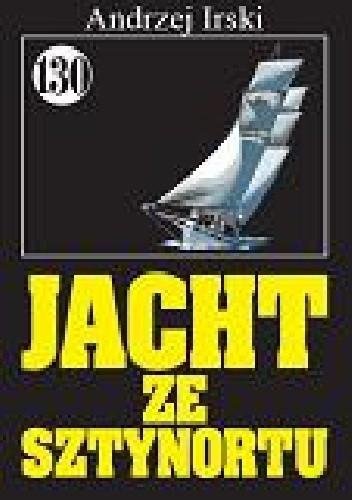 Okładka książki Jacht ze Sztynortu