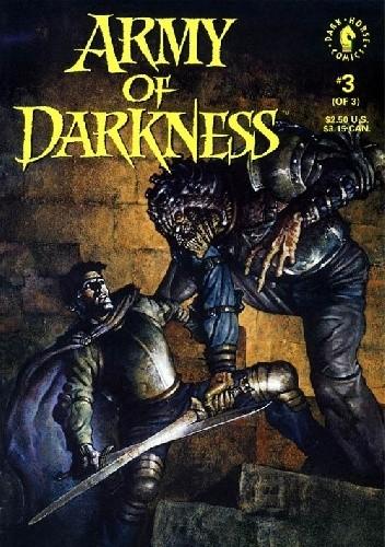Okładka książki Army of Darkness #3