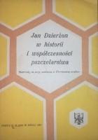 Jan Dzierżon w historii i współczesności pszczelarstwa