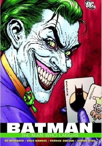 Okładka książki Batman: The Man Who Laughs