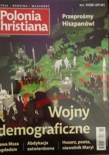Okładka książki Polonia Christiana, styczeń-luty 2011