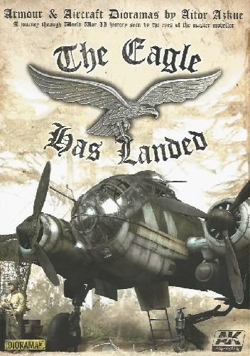 Okładka książki The eagle has landed