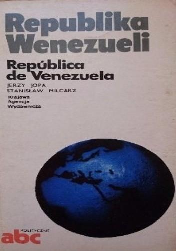 Okładka książki Republika Wenezueli / República de Venezuela