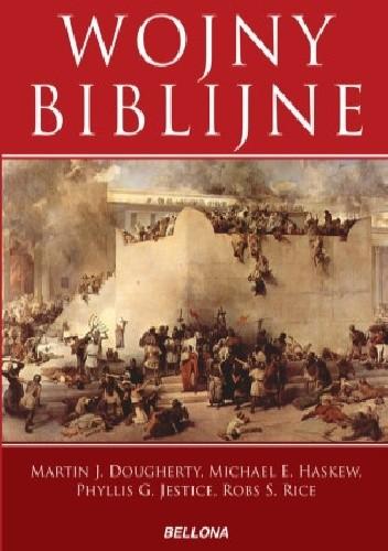 Okładka książki Wojny biblijne