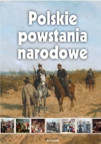 Okładka książki Polskie Powstania narodowe