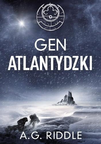 Okładka książki Gen atlantydzki