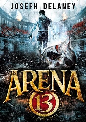 Okładka książki Arena 13
