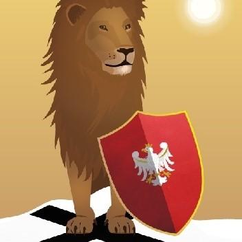 Okładka książki O lwie co kochał słońce
