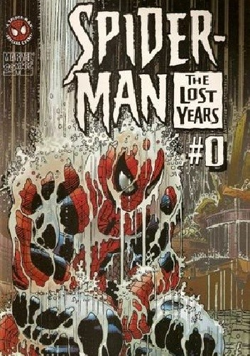 Okładka książki Spider-Man: The Lost Years #0