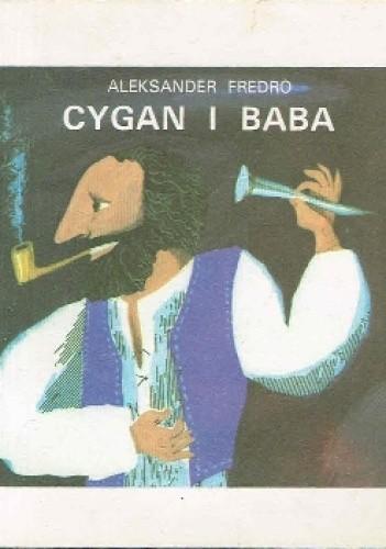Okładka książki Cygan i baba