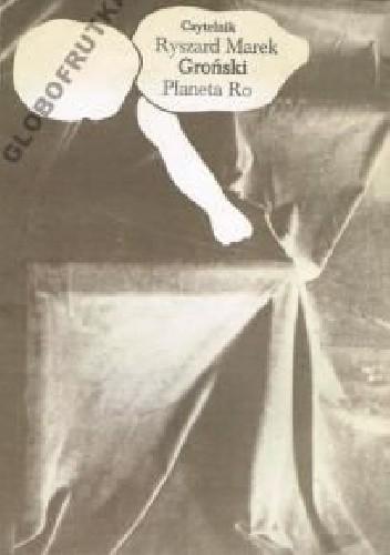 Okładka książki Planeta Ro