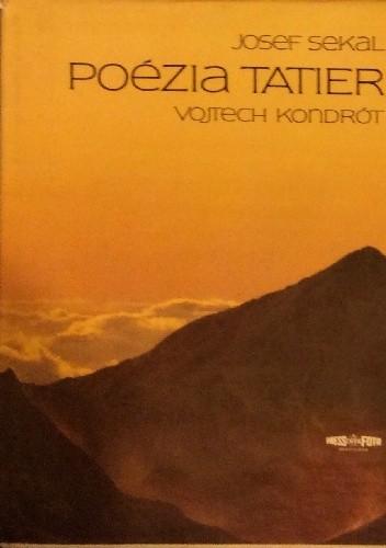 Okładka książki Poèzia Tatier